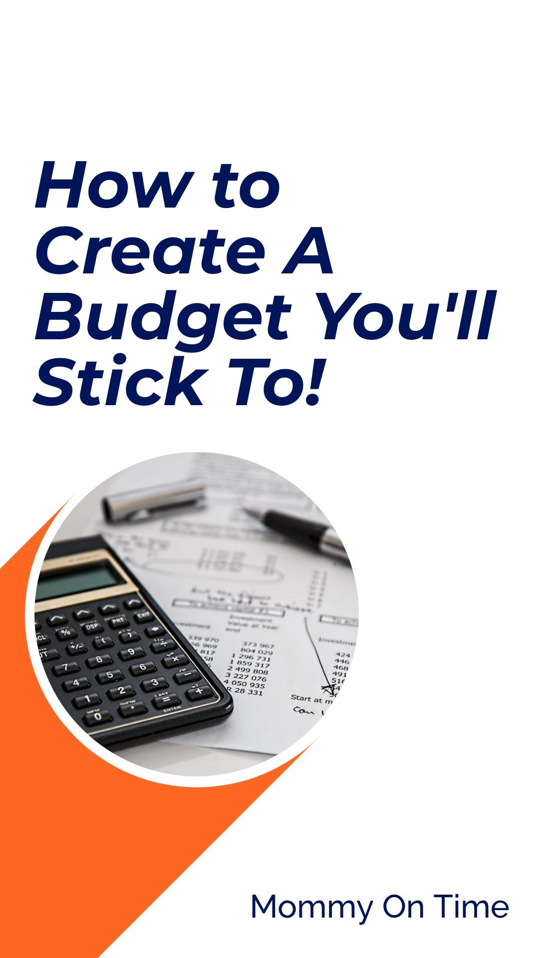 How To Create A Budget For Your Household