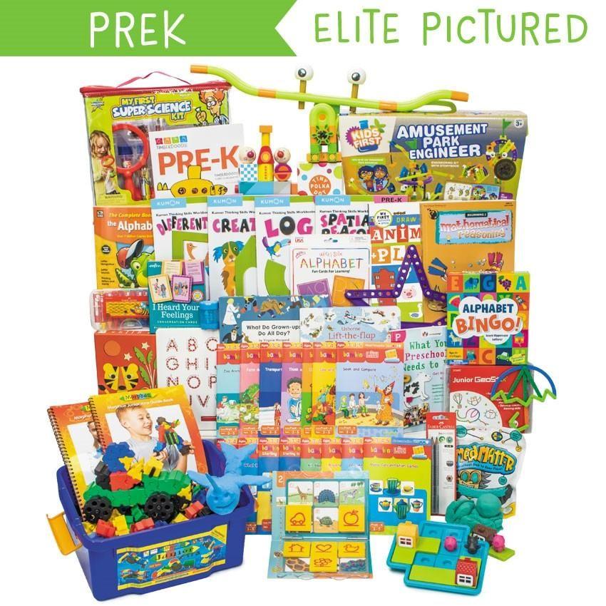 2018 Prek Curriculum Kit Homeschool Pinterest Pre K