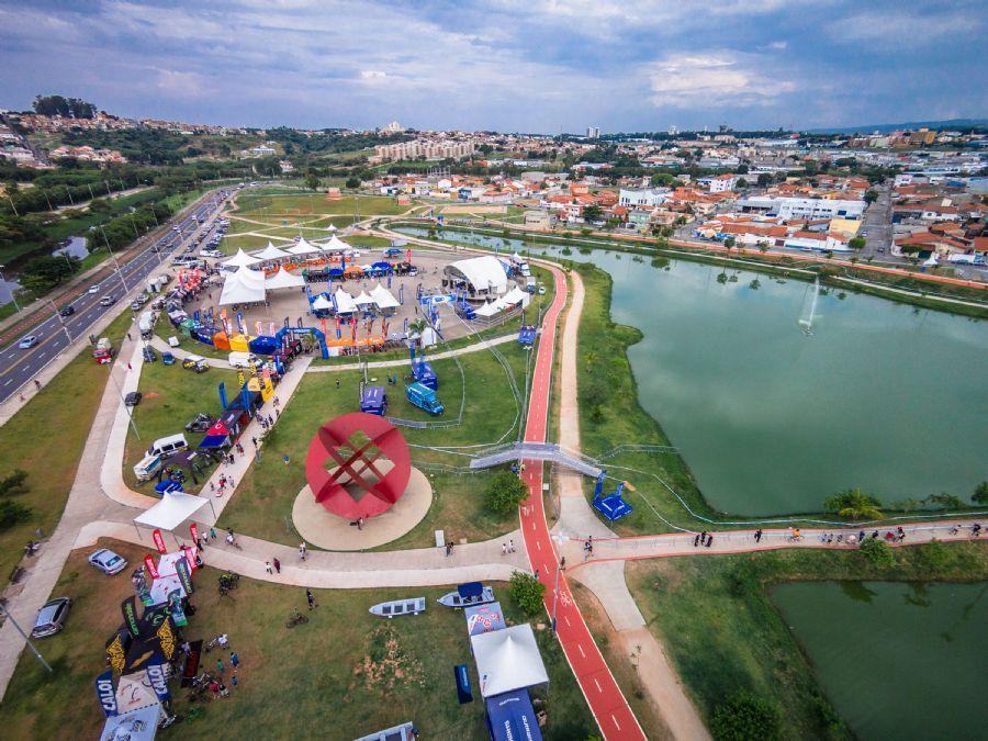Parque das Águas Sorocaba SP.
