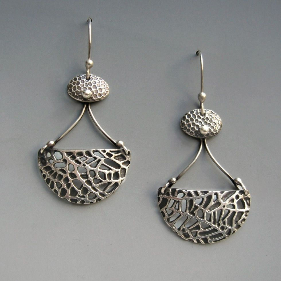 Organic Collection - Deb Steele | wire and metal jewellry ...