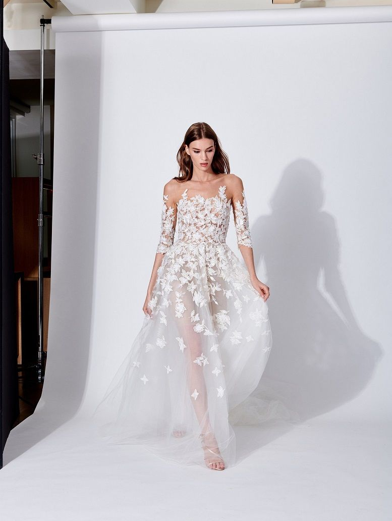 Oscar de la Renta Bridal Spring 2019 Collection