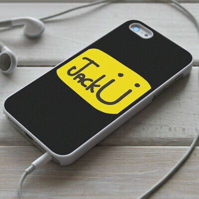 Jack U Yellow iphone case