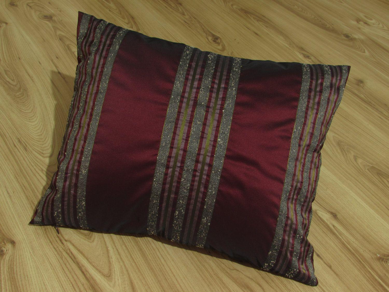 Burgundy Throw Pillow, Bordeaux Pillow Covers, Burgundy Decorative Pillows,  Bordeaux Target Pillows,