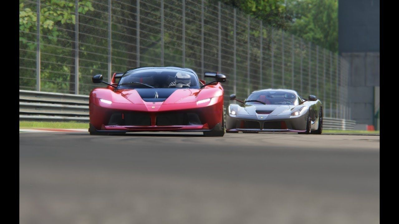Jalopnik vs Ferrari FXXK at Monza Circuit Battle LaFerrari Jalopnik vs Ferrari FXXK at Monza Circuit Battle LaFerrari Jalopnik vs Ferrari FXXK at Monza Circuit Battle LaF...