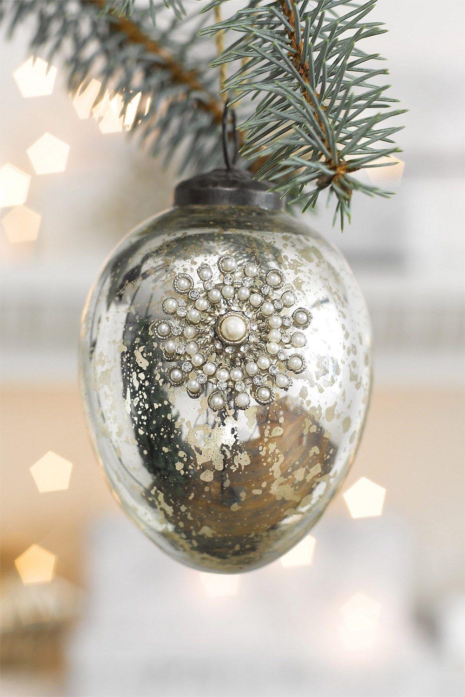 EziBuy Christmas Shop - Antique Jewel Decoration Set ...