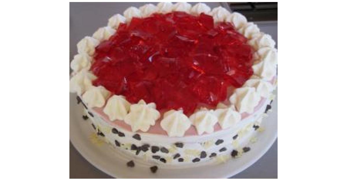 Wackelpudding Torte Recipe Kuchen Pinterest Thermomix