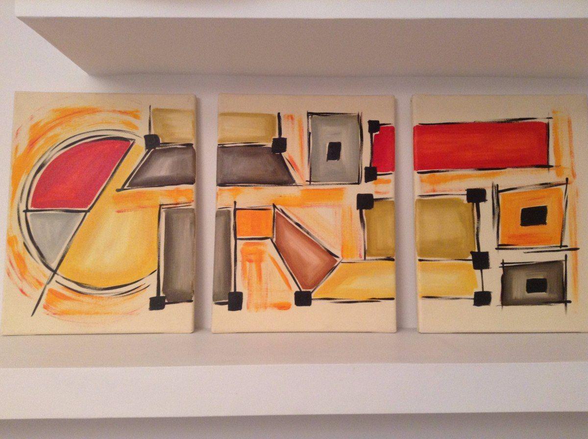 Cuadros abstractos colores vivos buscar con google - Cuadros colores vivos ...