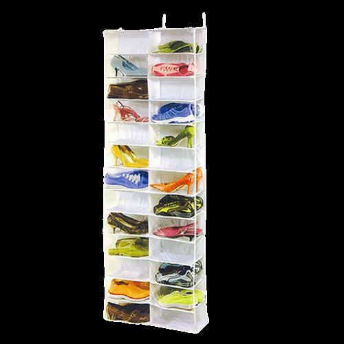Anzeige Range Chaussure A Suspendre Blanc En 2020 Rangement Chaussures Meuble Chaussure Design Placard Chaussure