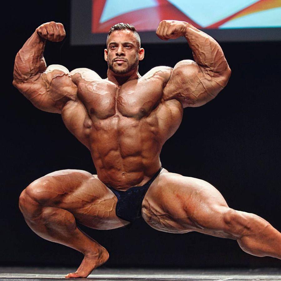 Male Bodybuilder Worship