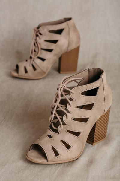 38c76354c9 Shop Women's Shoes, Women's Lace Up Heels, Women's Suede Heels, Cutout Heels ,