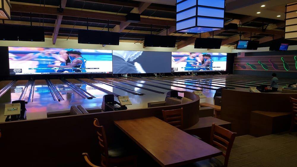 Revel Roll Bowling Alley In Ann Arbor Michigan Ann Arbor Revel Shopping Destinations