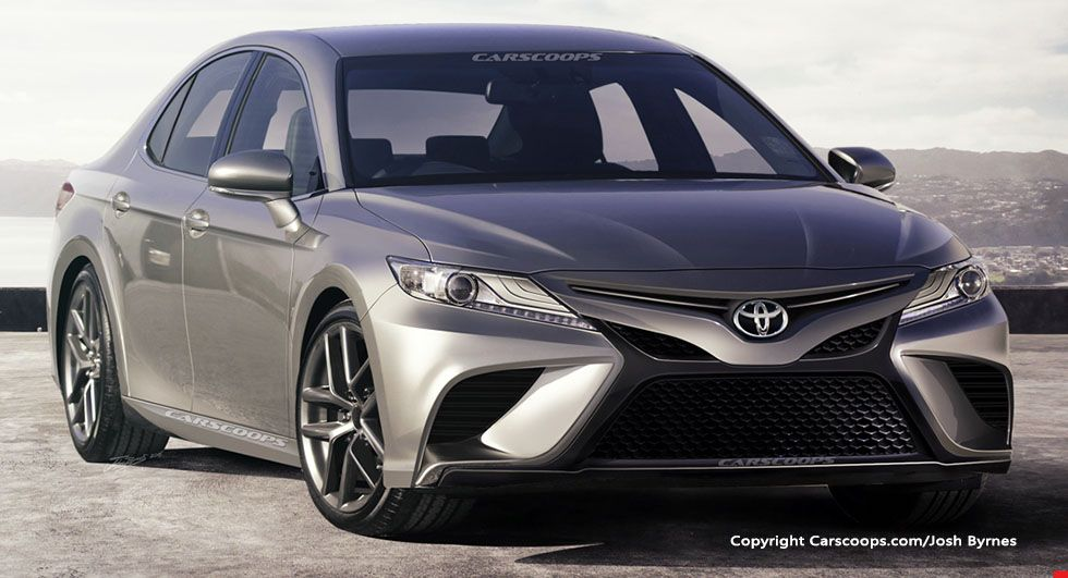 Future Cars 2018 Toyota Camry Looksdesirable