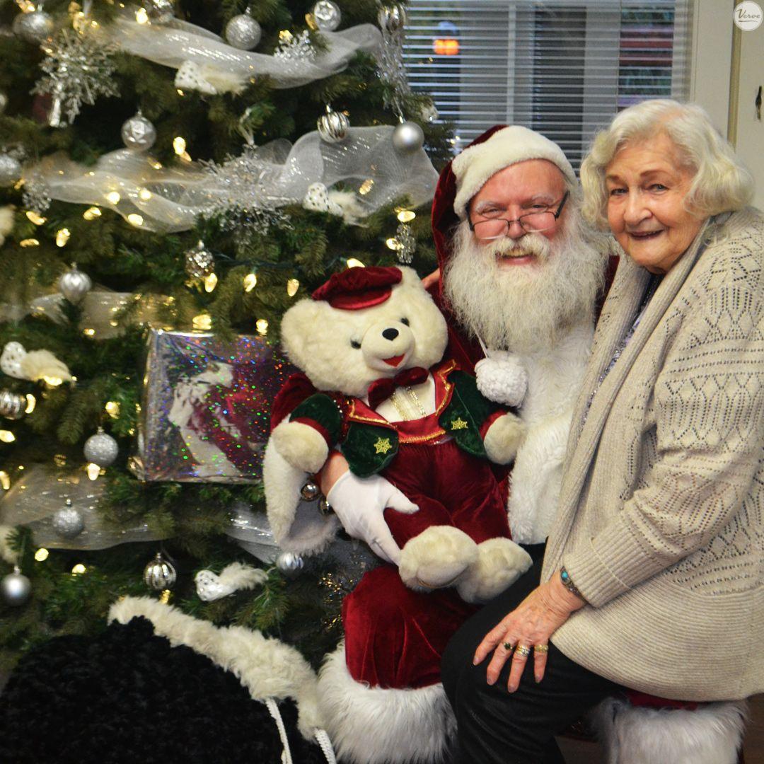 Merry Christmas from Thornebridge Gardens Retirement