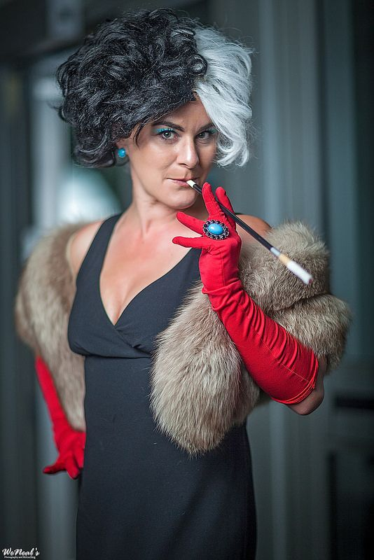 Cruella DeVille Denver Comic Con 2014