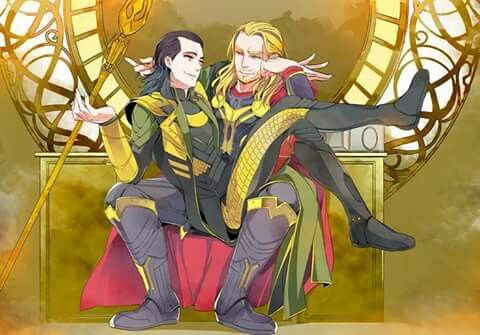 Thorki ♥ is love