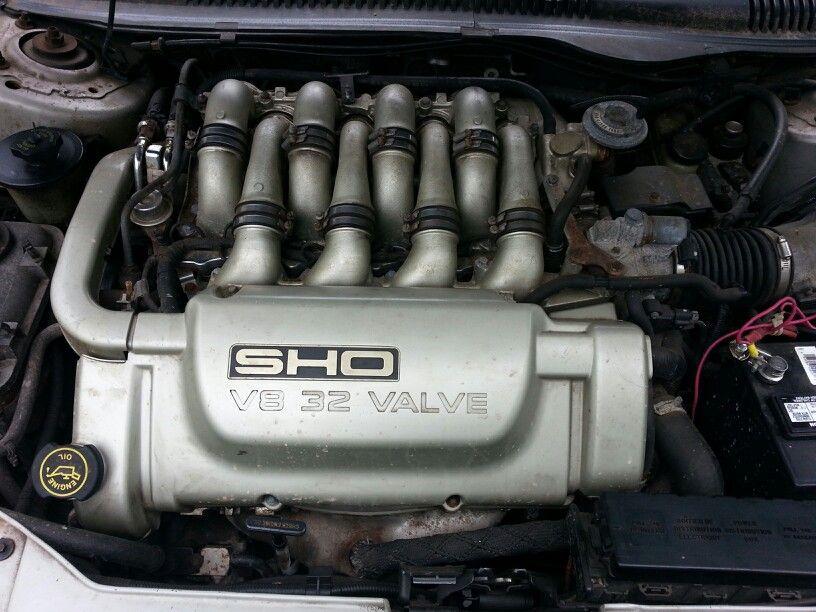 97 Ford Taurus sho v8