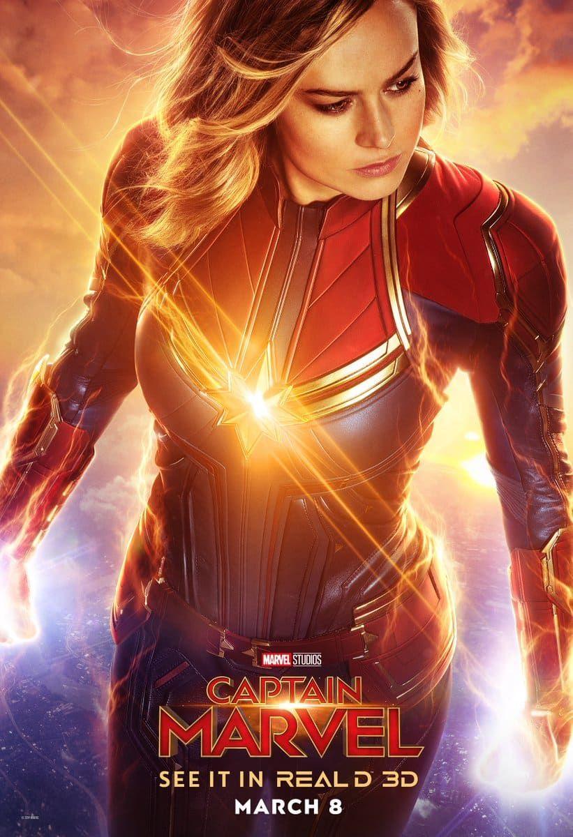 Pin De Esme Ortiz Em Carol Danvers Captain Marvel Capita Marvel Capita Marvel Filme Cartaz Da Marvel