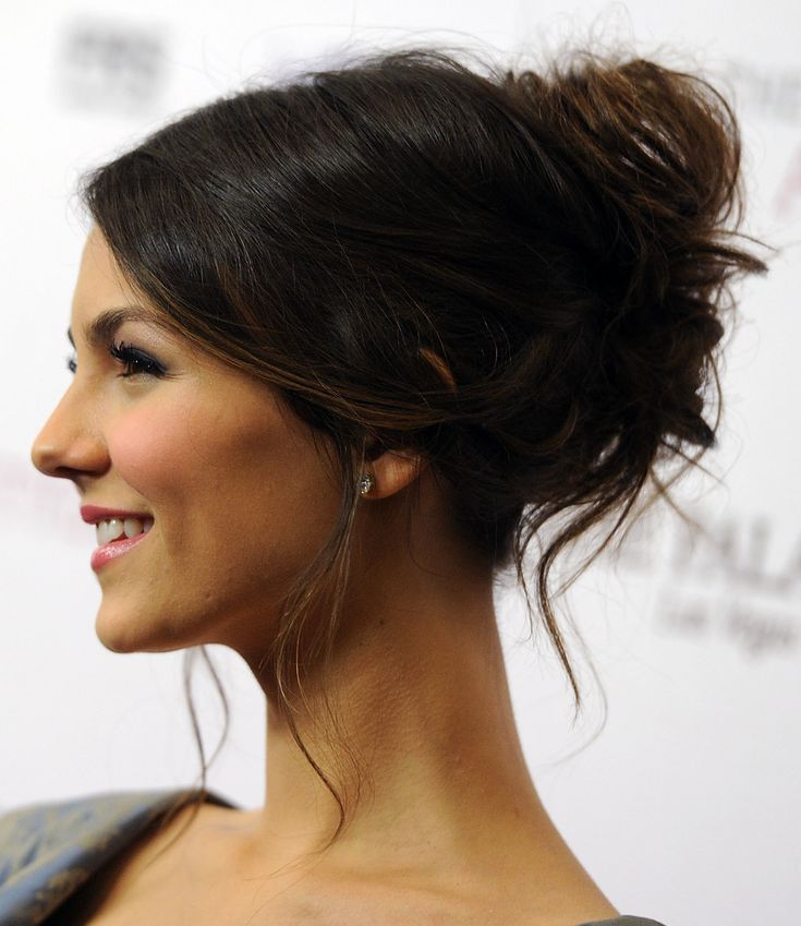 Should You Try A Casual Prom Updo This Year?