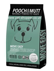 Pooch And Mutt Move Easy Premium Dog Food 2kg Move Easy From