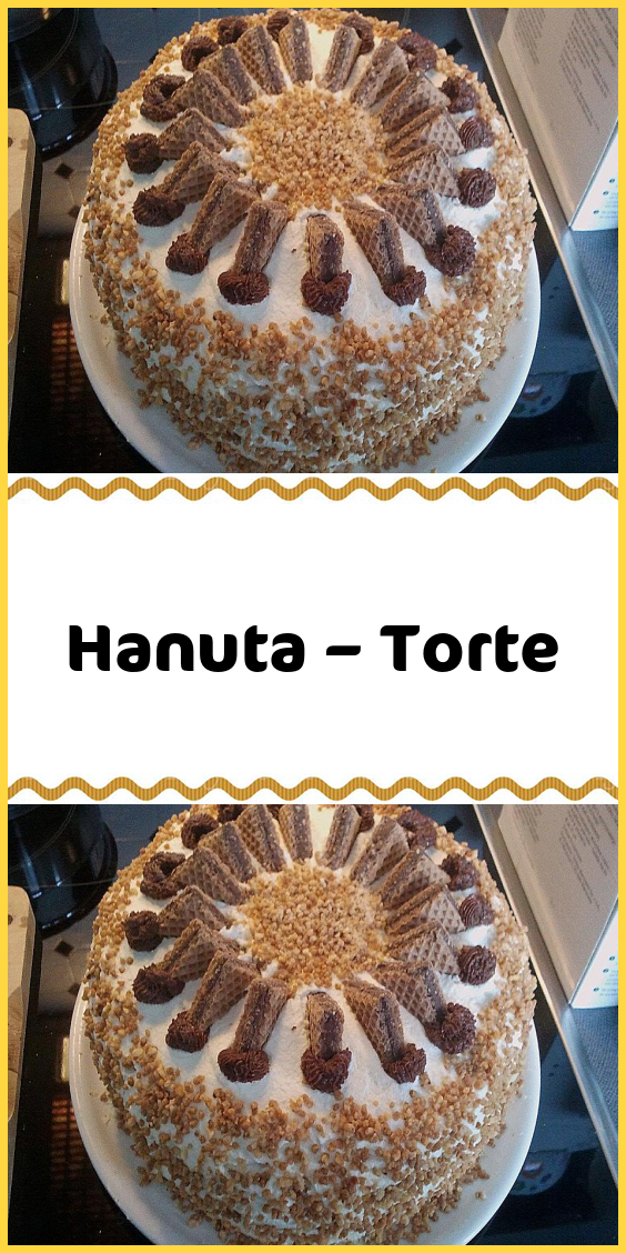 Photo of Hanuta – cake – my blog