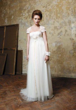 robe de mari e style empire mod le delacroix d elisabeth barboza pour pronuptia robes de. Black Bedroom Furniture Sets. Home Design Ideas