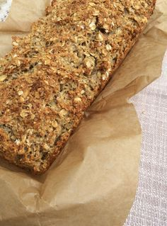 Kerniges Haferflocken-Brot   danielas foodblog