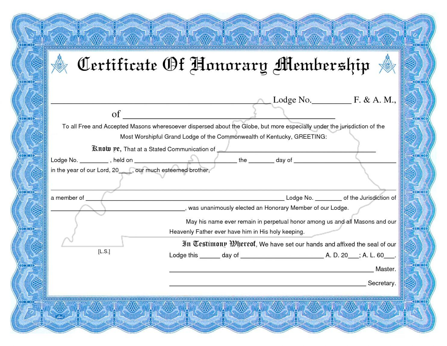 Editable Membership Certificate Template Llc New Church For Llc Membership Certifica Certificate Templates Free Certificate Templates Gift Certificate Template Llc membership certificate template word