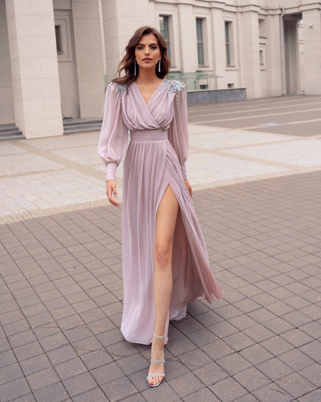 30 Wedding Guest Dresses For Every Seasons Style Guest Dresses Elegant Dresses A Line Prom Dresses [ 1350 x 1080 Pixel ]
