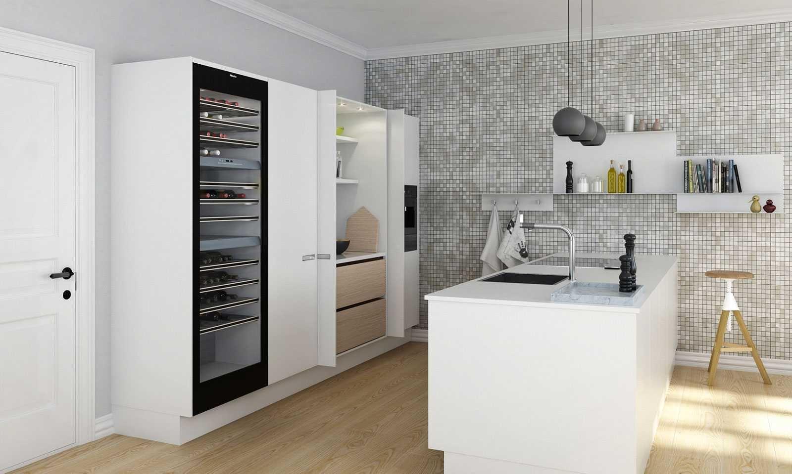 Deco, Deco – armoire avec portes escamotables. - Bien Chez Vous