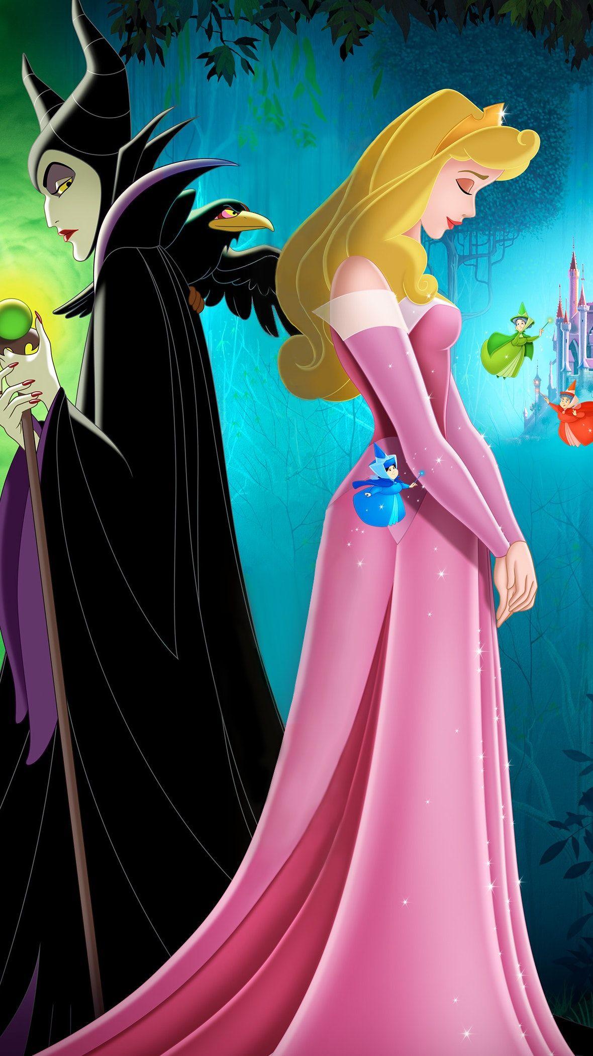 Aurora disney, Disney wallpaper ...