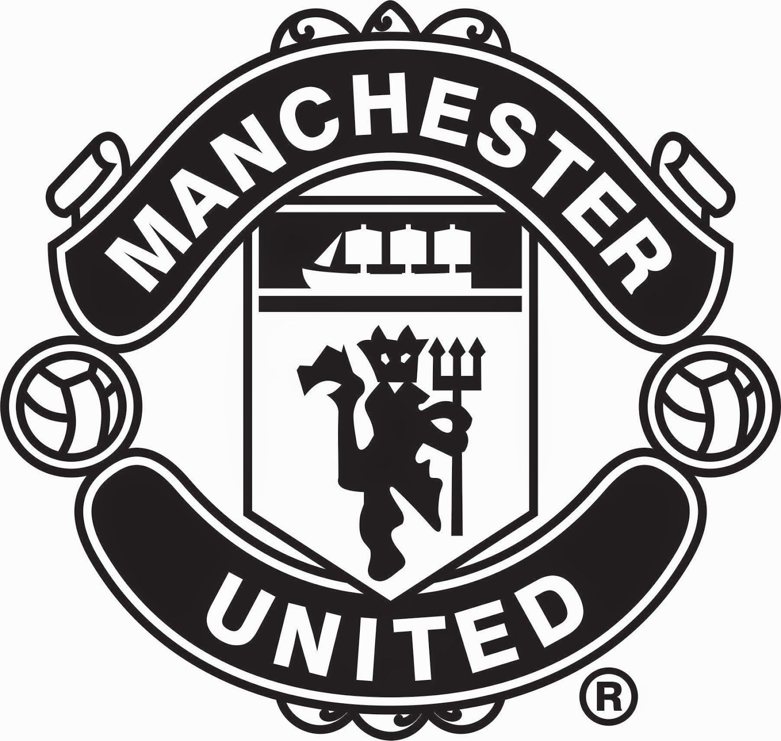 9+ Manchester United Badge Svg
