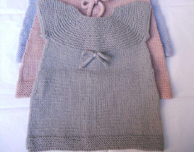Connu Ecco uno schema maglia per fare un gilet per bambino ai ferri. Non  KT62
