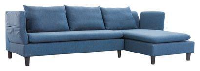 Zuo Modern Axiom Sofa Cowboy Blue Zuo Modern Zuo Sofa