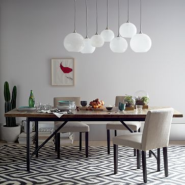 Emmerson Industrial Expandable Dining Table Westelm This Is