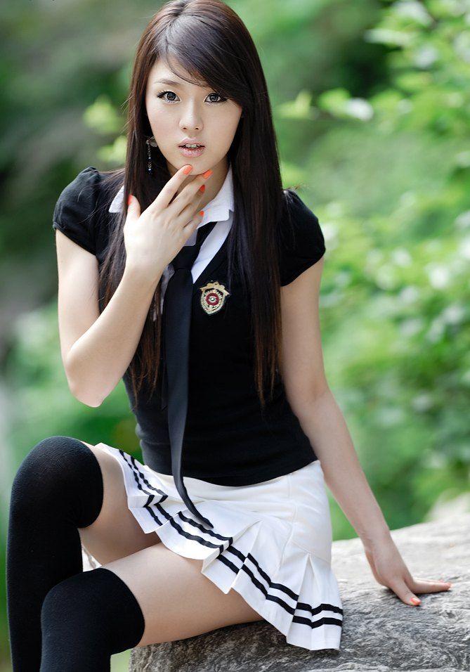 girls asian hot Pinterest sexy
