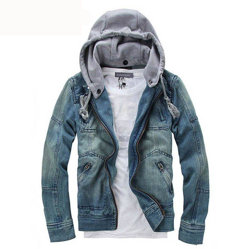 2016 New Hot Selling Casual Fashion Men S Denim Jacket High Qality