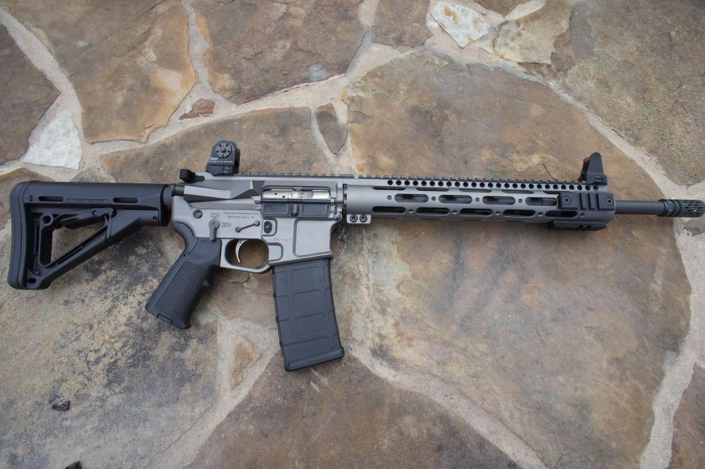 Tungsten cerakote ar15 build ar15 com guns for Ar 15 decorations