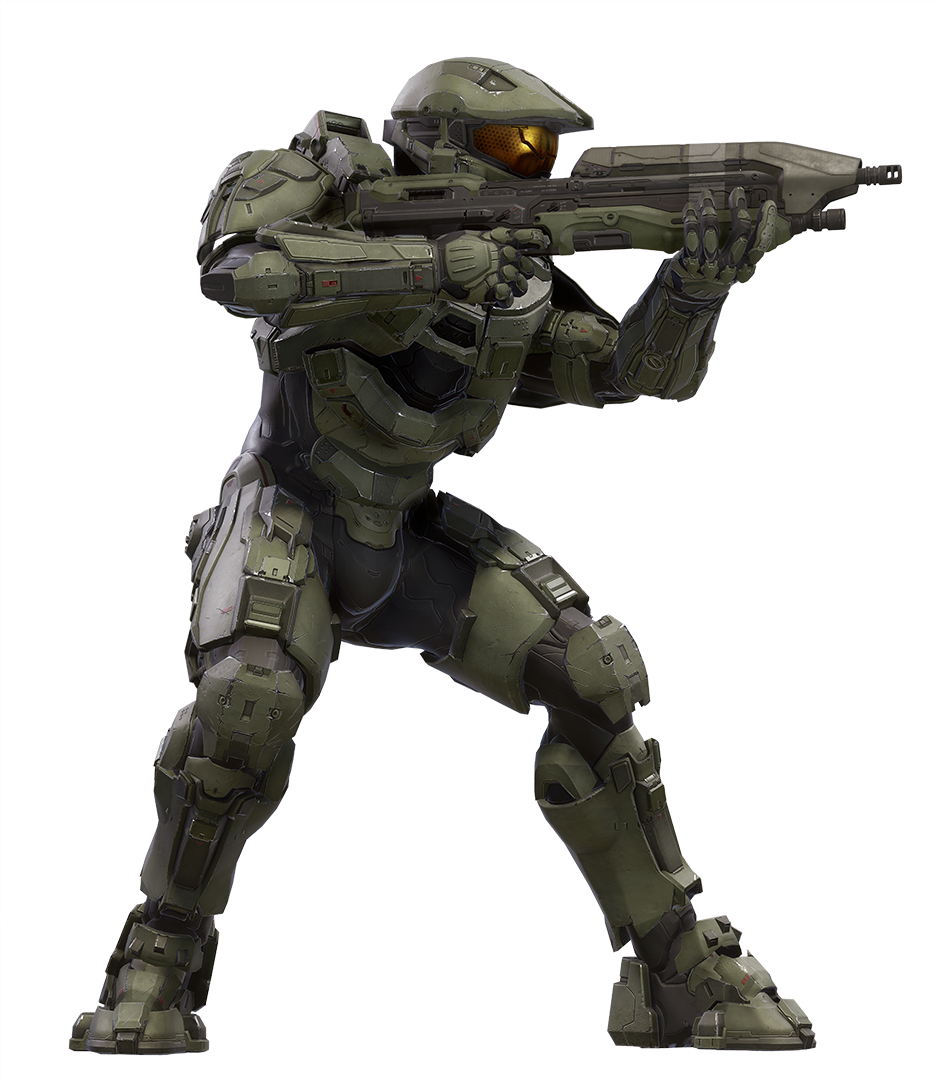 Halo Live Wallpaper: Halo 5 Guardians Render - The Master Chief