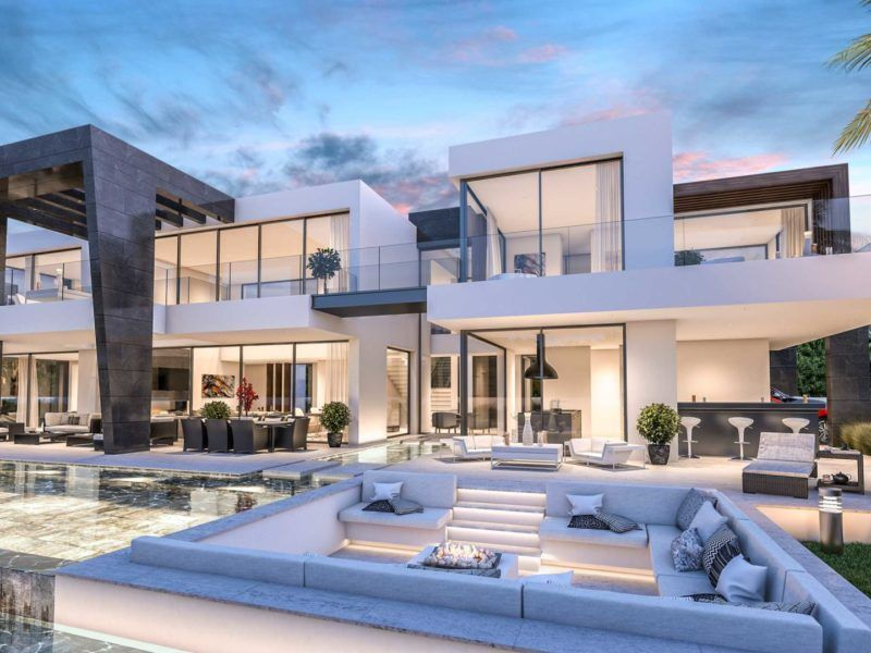 Modern Villas & Luxury Homes in Marbella & Madrid Portfolio
