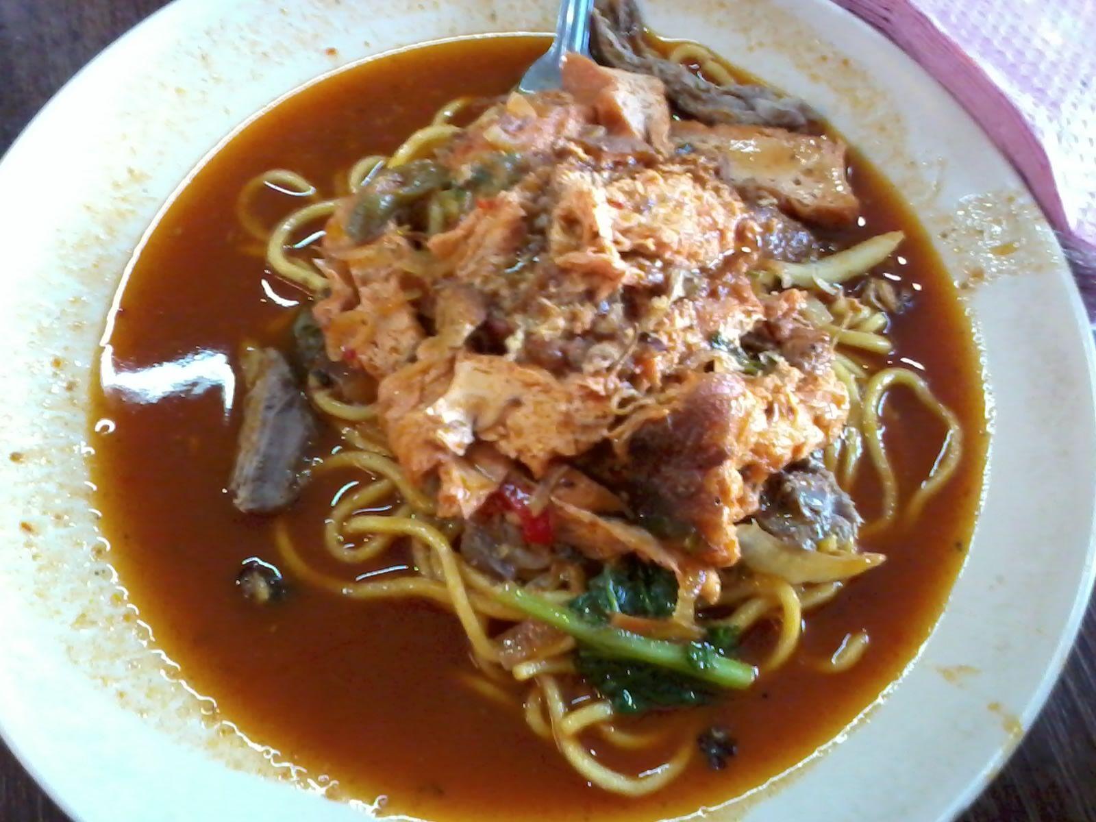Mee Racun Batu Pahat Johor Food Beef Batu