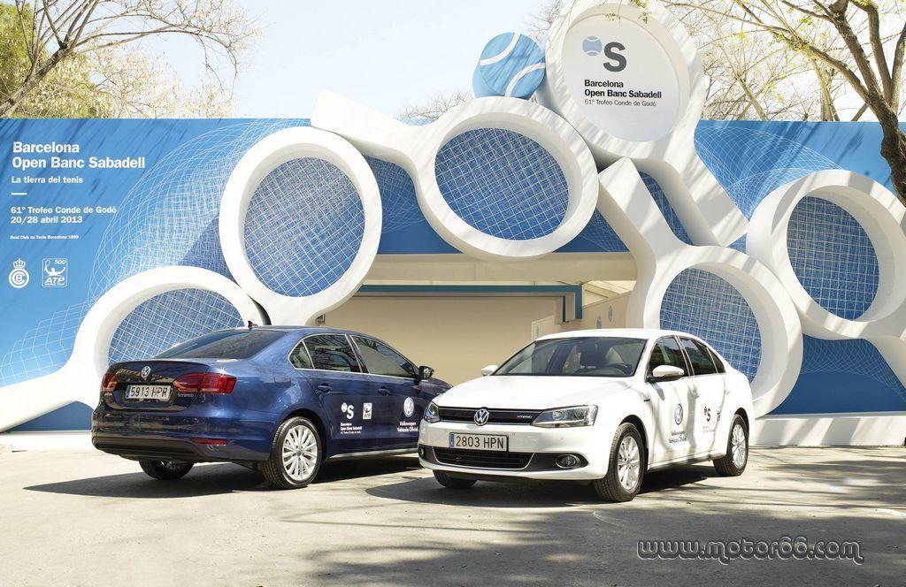 Volkswagen Jetta Hybrid, protagonista en el Trofeo Conde de Godó - Motor 66