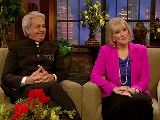 Evangelist Benny Hinn and Wife Suzanne Hinn To Remarry on