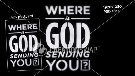 Where is God Sending You? (Missions)