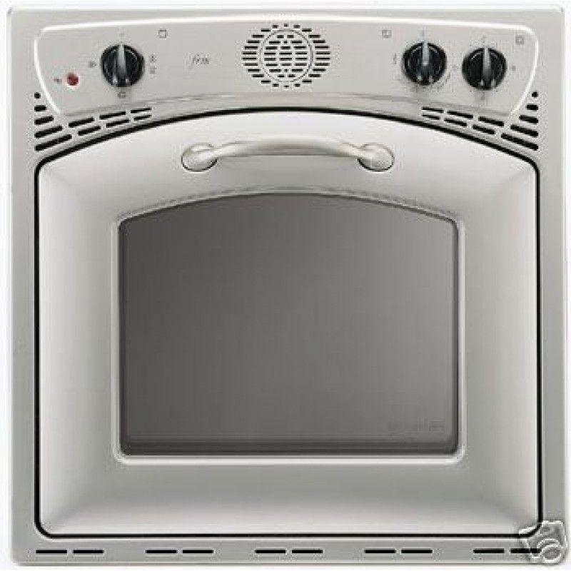 Nardi forno incasso a gas con grill elettrico inox fr4mbx - Forno incasso a gas ventilato ...