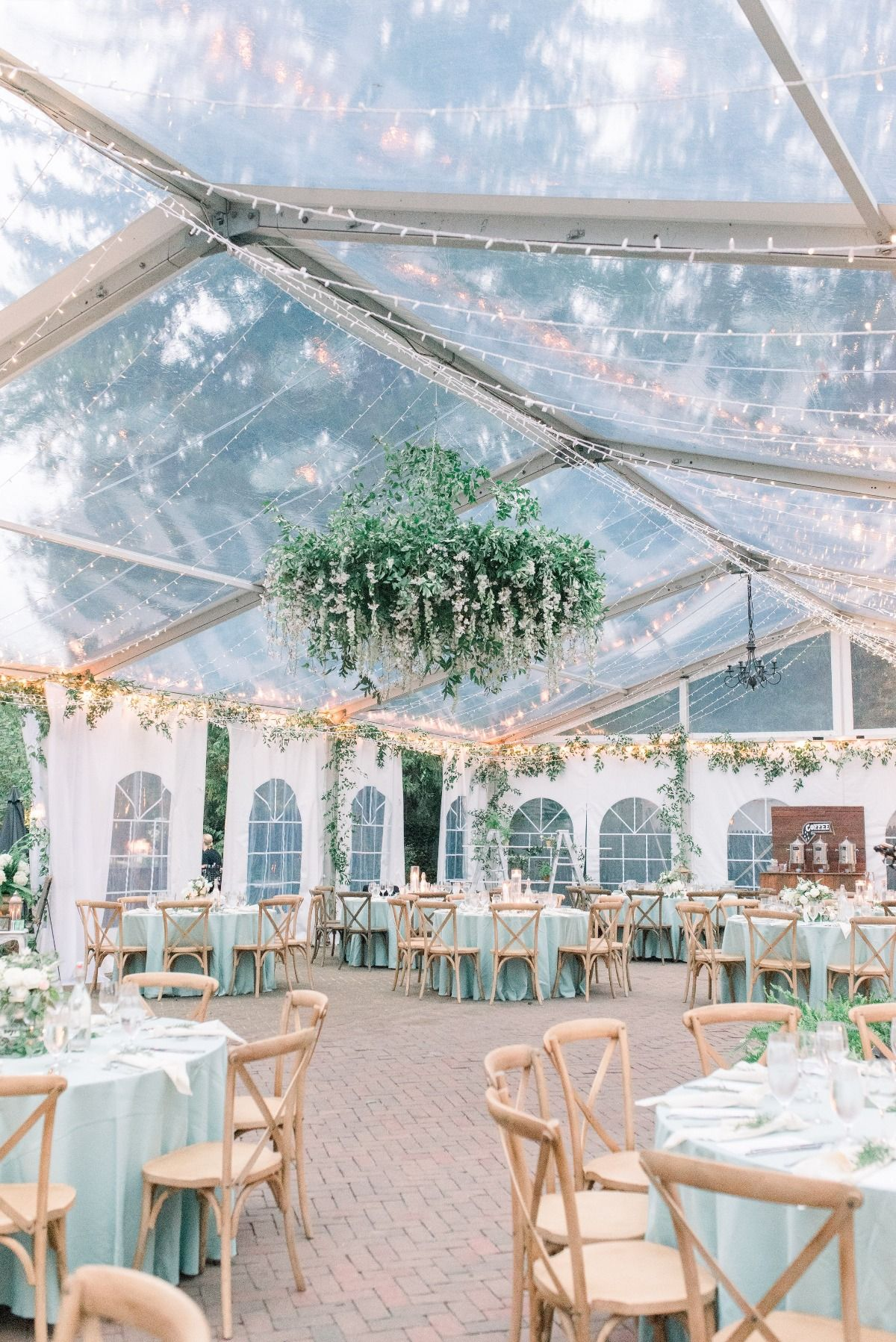 How To Have The Romantic Pastel Wedding Of Your Dreams Pastel Wedding Tent Wedding Outdoor Wedding