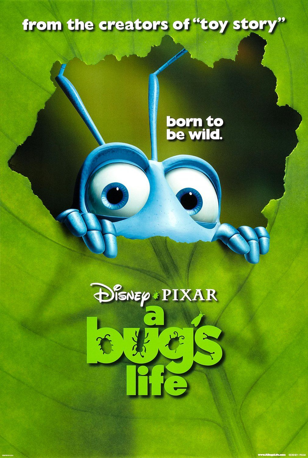 a bugs life   March 16th, 2012: A Bug's Life (1998) « The League of Dead Films