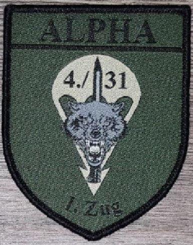 Pin Von Patrice Monsinjon Auf German Special Elite Forces Commando Bundeswehr