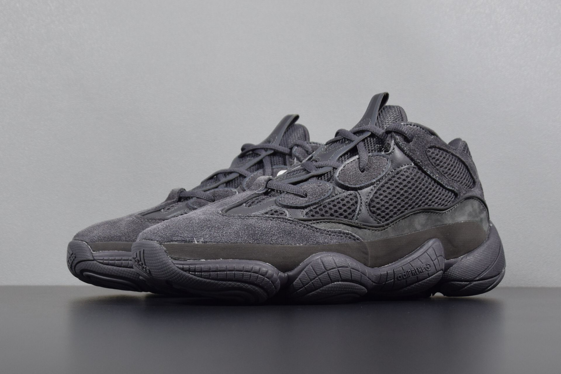 212cdcaa3 Adidas Yeezy Desert Rat 500   Utility Black  Style Code  F36640 Size  5-11  (US) Waiting for you... send message to me.  adidas  yeezy  yeezy500   desertrat ...