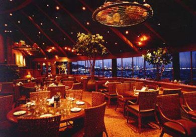Palisades Restaurant, Seattle. At The Elliott Bay Marina. Fantastic Views,  Great Food