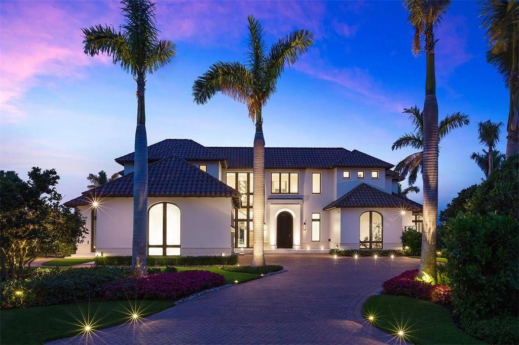 Port Royal Naples Florida Estados Unidos Casa De Lujo En Venta House Exterior House Styles House